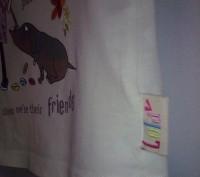 Очень миленькая  Кофточка  MARKS & SPENCER на 2-3 года,с прикольной аппликацией . Кременчук, Полтавська область. фото 3