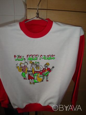 продам спортивный костюм для девочки/мальчика,производства ГДР,возраст 9-13 лет. Киев, Киевская область. фото 1