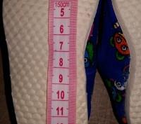Продам детские комнатные тапочки синего цвета, в хорошем состоянии. Пересылаю то. Полтава, Полтавская область. фото 3