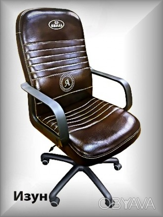 Офисное кресло Изун - удачный выбор комфортного и удобного кресла для Вашего о. Мелитополь, Запорожская область. фото 1