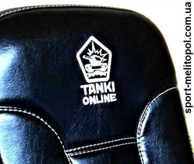 Офисное кресло руководителя Tanki online - прекрасно подчеркнет Ваш изысканный. Мелитополь, Запорожская область. фото 3