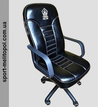 Офисное кресло руководителя Tanki online - прекрасно подчеркнет Ваш изысканный. Мелитополь, Запорожская область. фото 2