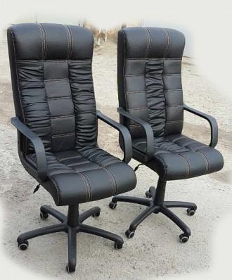 Офисное кресло руководителя 6648 - прекрасно подчеркнет Ваш изысканный вкус св. Мелитополь, Запорожская область. фото 3