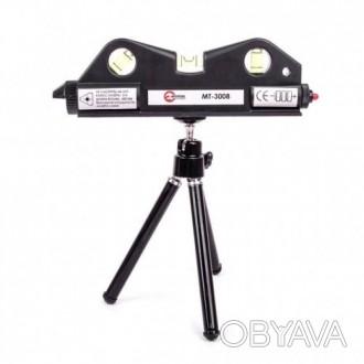 Уровень лазерный INTERTOOL MT-3008