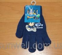 Перчатки для мальчиков Super4 ТМ Sun City, Размер: 16см Состав: 82% acrylic, 1. Київ, Київська область. фото 3