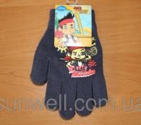 Перчатки для мальчиков ТМ Sun City, с изображением главного героя мультсериала Д. Киев, Киевская область. фото 6