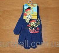 Перчатки для мальчиков ТМ Sun City, с изображением главного героя мультсериала Д. Киев, Киевская область. фото 5