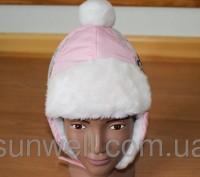 Детская зимняя шапка  Hello Kitty Состав: верх ― плащевая ткань, подкладка  ― . Киев, Киевская область. фото 4