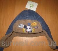 Детская шапка для мальчиков Sun City Mickey Mouse (лицензия Дисней)  Размеры: 4. Київ, Київська область. фото 4
