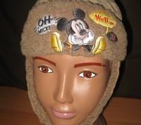 Детская шапка для мальчиков Sun City Mickey Mouse (лицензия Дисней)  Размеры: 4. Київ, Київська область. фото 5