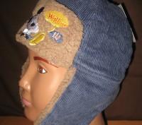 Детская шапка для мальчиков Sun City Mickey Mouse (лицензия Дисней)  Размеры: 4. Киев, Киевская область. фото 3
