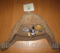 Детская шапка для мальчиков Sun City Mickey Mouse (лицензия Дисней)  Размеры: 4. Киев, Киевская область. фото 8