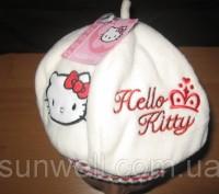 Берет для девочек Sun City Hello Kitty (лицензия Disney) Размеры: 52, 54   До. Киев, Киевская область. фото 3