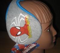 Детские наушники для мальчиков Sun City  Spider Man (лицензия Disney) Размер: . Киев, Киевская область. фото 5
