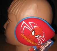 Детские наушники для мальчиков Sun City  Spider Man (лицензия Disney) Размер: . Киев, Киевская область. фото 6