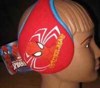 Детские наушники для мальчиков Sun City  Spider Man (лицензия Disney) Размер: . Киев, Киевская область. фото 7