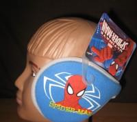 Детские наушники для мальчиков Sun City  Spider Man (лицензия Disney) Размер: . Киев, Киевская область. фото 8