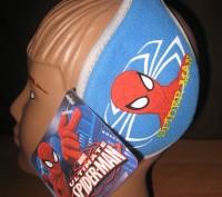 Детские наушники для мальчиков Sun City  Spider Man (лицензия Disney) Размер: . Киев, Киевская область. фото 9