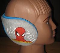 Детские наушники для мальчиков Sun City  Spider Man (лицензия Disney) Размер: . Киев, Киевская область. фото 4