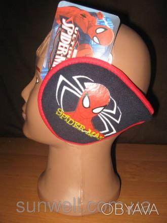 Детские наушники для мальчиков Sun City  Spider Man (лицензия Disney) Размер: . Киев, Киевская область. фото 1
