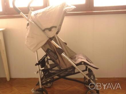 Детская коляска - трость, б/у в хорошем состоянии,. Полтава, Полтавская область. фото 1
