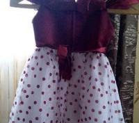 Детское платье. Полтава. фото 1