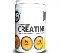 Flex Nutrition Креатин+Таурин 500г+Wit B6-150грн! Вкусы Лимон и Апельсин! Скидки. Миргород. фото 1