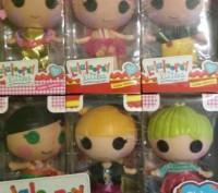Куклы изготовлены из пластика, включая волосы, которые являются монолитной часть. Бориспіль, Київська область. фото 2