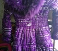Недорого Куртка-пальто на девочку 7-10лет,очень теплая как новая. Павлоград, Днепропетровская область. фото 4