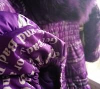 Недорого Куртка-пальто на девочку 7-10лет,очень теплая как новая. Павлоград, Днепропетровская область. фото 5