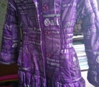 Недорого Куртка-пальто на девочку 7-10лет,очень теплая как новая. Павлоград, Днепропетровская область. фото 2