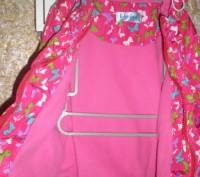 Продам детскую демисезонную курточку для девочки. На максимальный рост 96 см. Не. Киев, Киевская область. фото 4