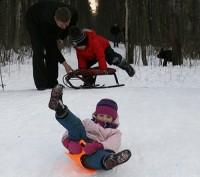 Санки для катания на снегу. Удобные, изготовлены из пластика,легкие. Ребенок сам. Хмельницький, Хмельницька область. фото 2