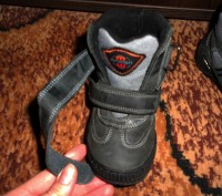 Продам кожаные демисезонные ботинки ТМ Minimen (Турция).  Размер 25, длина стел. Запорожье, Запорожская область. фото 4