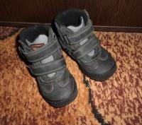 Продам кожаные демисезонные ботинки ТМ Minimen (Турция).  Размер 25, длина стел. Запорожье, Запорожская область. фото 7
