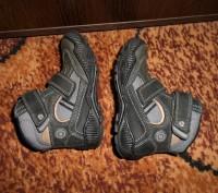 Продам кожаные демисезонные ботинки ТМ Minimen (Турция).  Размер 25, длина стел. Запорожье, Запорожская область. фото 2
