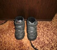 Продам кожаные демисезонные ботинки ТМ Minimen (Турция).  Размер 25, длина стел. Запорожье, Запорожская область. фото 6