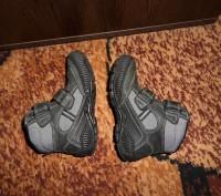 Продам кожаные демисезонные ботинки ТМ Minimen (Турция).  Размер 25, длина стел. Запорожье, Запорожская область. фото 3