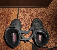 Продам кожаные демисезонные ботинки ТМ Minimen (Турция).  Размер 25, длина стел. Запорожье, Запорожская область. фото 5
