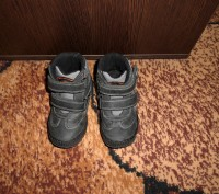 Продам кожаные демисезонные ботинки ТМ Minimen (Турция).  Размер 25, длина стел. Запорожье, Запорожская область. фото 8