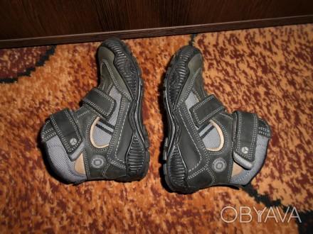 Продам кожаные демисезонные ботинки ТМ Minimen (Турция).  Размер 25, длина стел. Запорожье, Запорожская область. фото 1