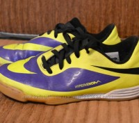 Продам бутсы детские Nike Hypervenom. Состояние хорошее 4 из 5. На носке сбитый . Полтава, Полтавская область. фото 2