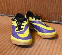 Продам бутсы детские Nike Hypervenom. Состояние хорошее 4 из 5. На носке сбитый . Полтава, Полтавская область. фото 6