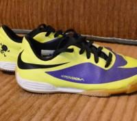 Продам бутсы детские Nike Hypervenom. Состояние хорошее 4 из 5. На носке сбитый . Полтава, Полтавская область. фото 8