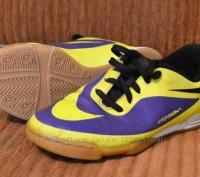 Продам бутсы детские Nike Hypervenom. Состояние хорошее 4 из 5. На носке сбитый . Полтава, Полтавская область. фото 3