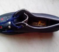 Детские демисезонный туфли, кожа, состояние новое, термостойкая подошва, отличны. Полтава, Полтавская область. фото 4