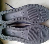 Детские демисезонный туфли, кожа, состояние новое, термостойкая подошва, отличны. Полтава, Полтавская область. фото 5