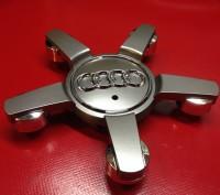Колпак колпачок Ауди Audi Q7 A8 заглушка 20 дюймов. Киев. фото 1
