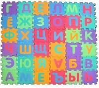 Коврик Мозайка М 0378/0379 EVA алфавит/ килимок пазл абетка. Чернигов. фото 1