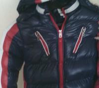 Зимняя куртка (венгерская). удобная, тёплая. В хорошем состоянии. Длина рукава о. Киев, Киевская область. фото 2